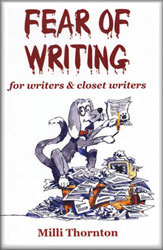 Fear of Writing – buy it today for $13.99
