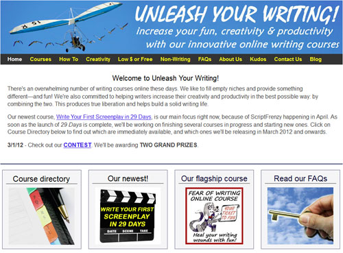 Unleash Your Writing!