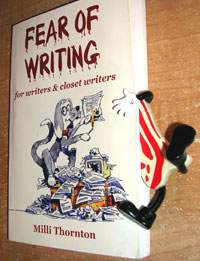 Mr. Bacon and Fear of Writing