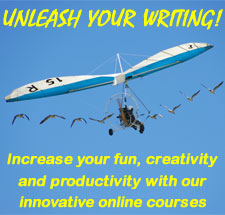Unleash Your Writing! online courses