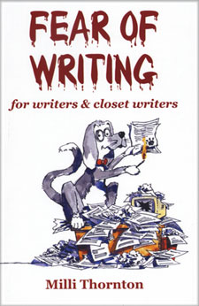 Fear of Writing by Milli Thornton