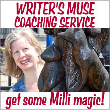 Writer's Muse Coaching Service